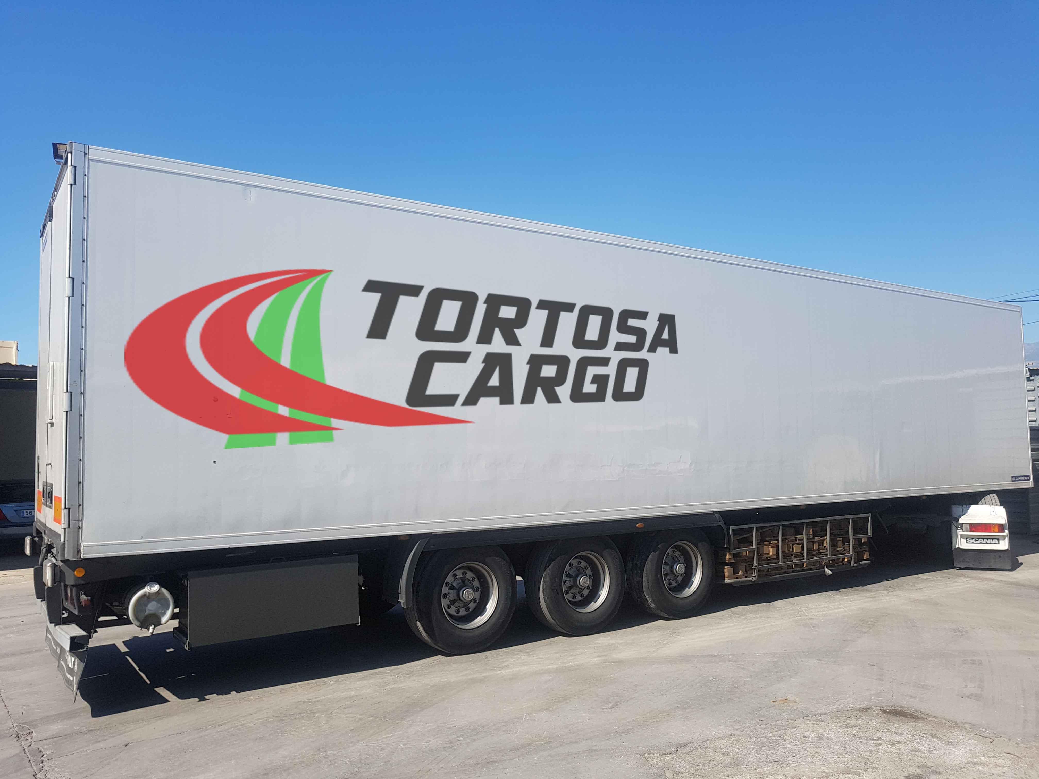 Transporte de mercancia con necesidad de frigorifico